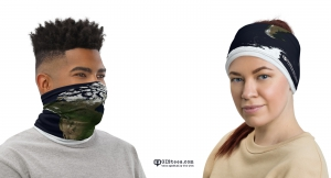Geospatial Facemasks, GIS Facemasks, Geospatial Gaiters, GIS Gaiters - GIStees.com