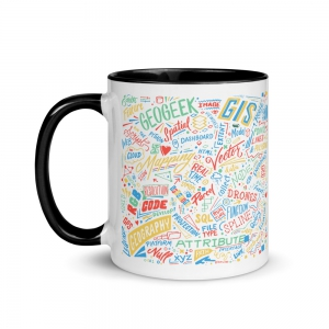 Geospatialology 11 oz. Coffee Mug - GIStees.com
